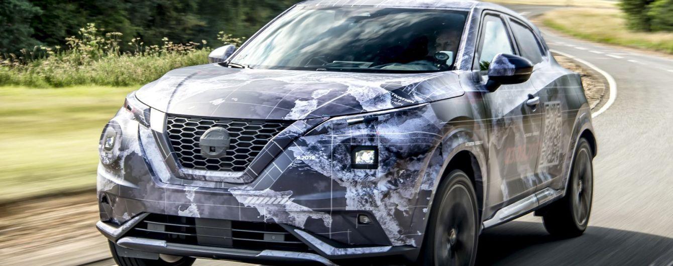 Nissan рассекретил новый Juke за $22 тысячи