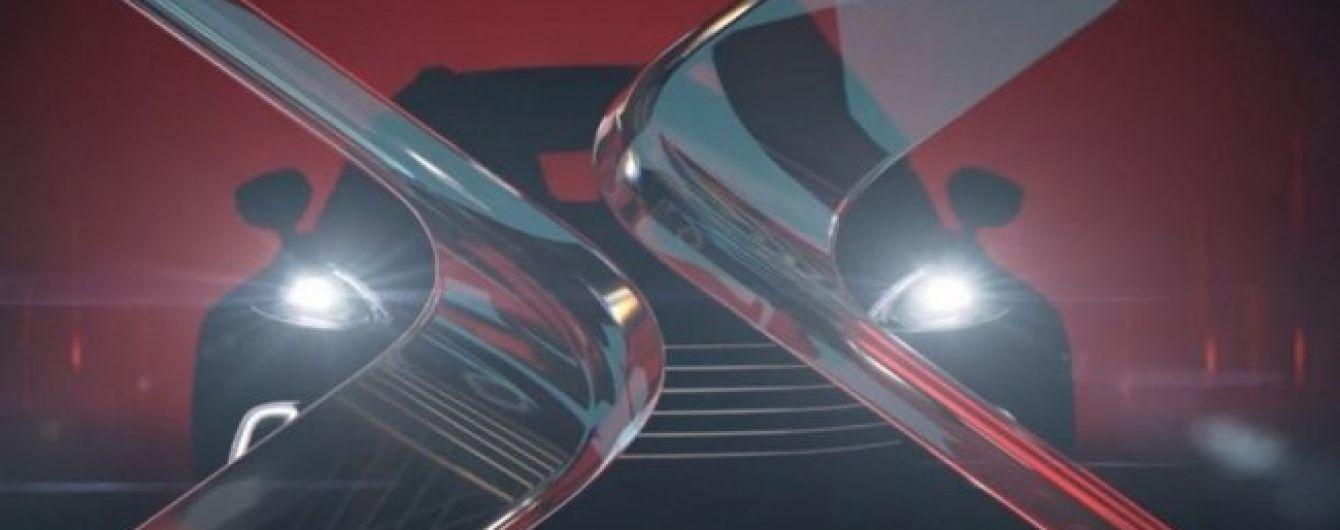 Внешность первого кроссовера Aston Martin приоткрыли на видео