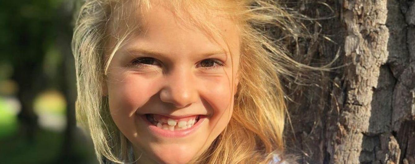 Кронпринцеса Вікторія поділилася знімком своєї доньки-першокласниці - принцеси Естель