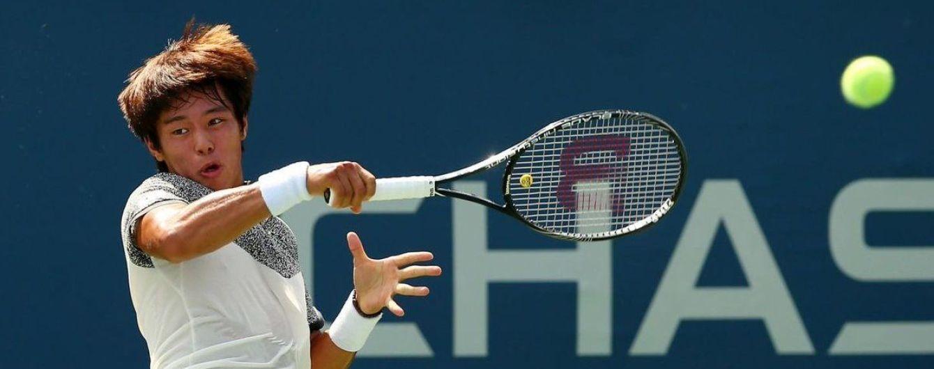 Південнокореєць став першим глухим тенісистом, який виграв матч на турнірі ATP