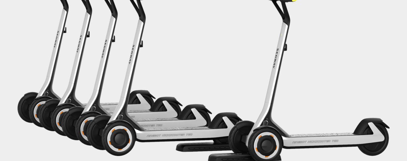 Segway випустив безпілотний електросамокат за $1,4 тисячі