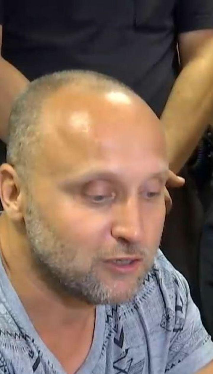 За трагический пожар в гостинице одесский бизнесмен получил два месяца в СИЗО без права внесения залога