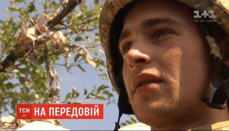 В районе оккупированного Докучаевска военные зафиксировали ротацию в боевиков
