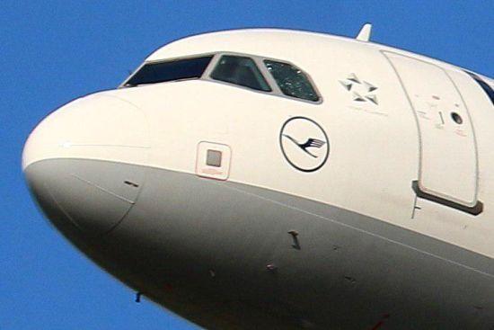 Рейс Lufthansa экстренно сел в Санкт-Петербурге
