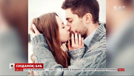 Почему нужно целоваться ежедневно - исследование ученых