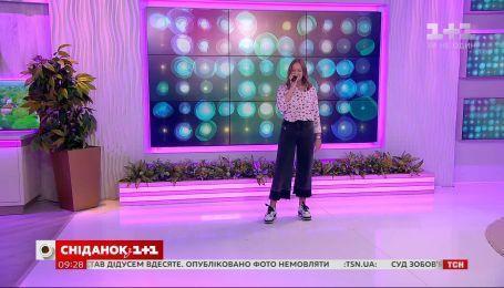 "Варвара Кошевая спела премьерную песню ""Диво в розмаїтті"" в студии ""Сніданка"""