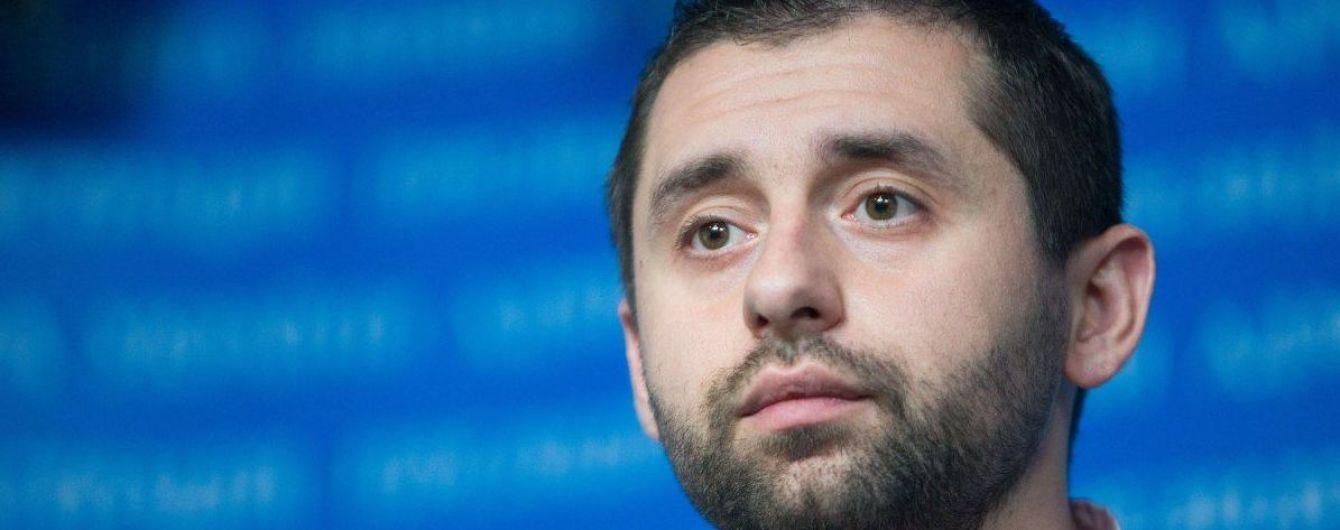 """Арахамия рассказал, как построено управление фракцией """"Слуги народа"""" в парламенте"""