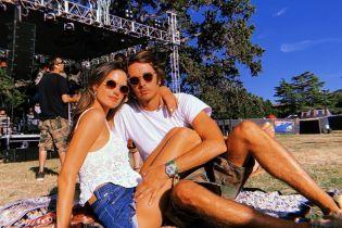 В объятиях любимого: Алессандра Амбросио и Николо Одди на фестивале