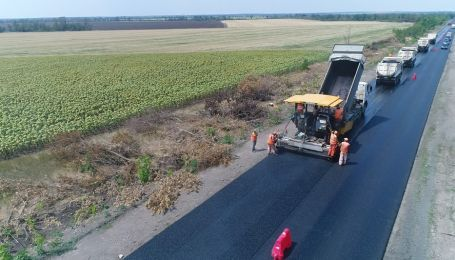 """""""Укравтодор"""" создал онлайн-карту для отслеживания ремонта дорог"""
