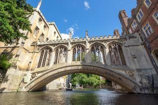 В Кембридже Uber запускает прогулку на лодках