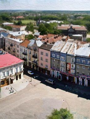 Дрогобыч — город молодости Франка и кофе с солью