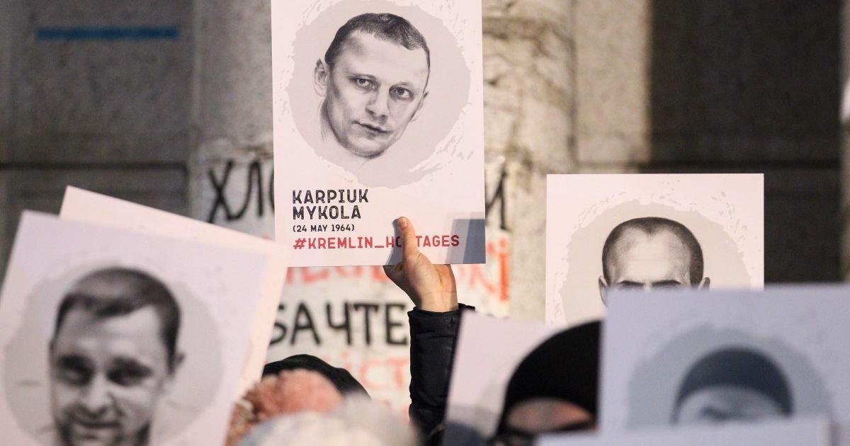 Адвокат політв'язня Карпюка припустив, що його підзахисного скоро повернуть до України