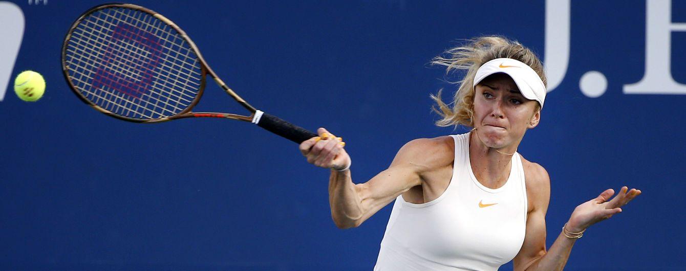 Світоліна та Ястремська будуть сіяними на US Open