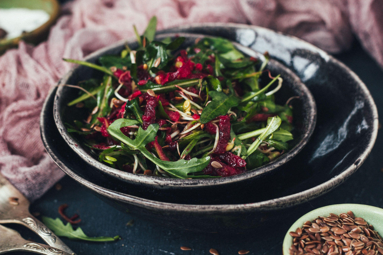 Буряк і рукола салат, для блогів_3