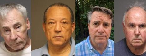 Седина в голову - бес в ребро. В США пятерых стариков и 85-летнюю женщину арестовали за публичный секс