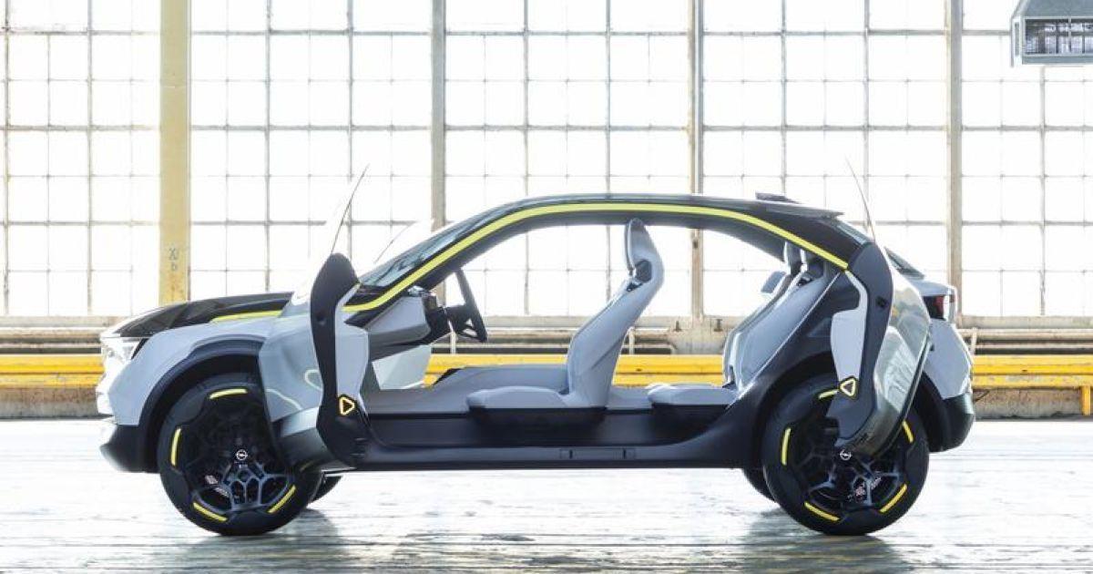 Opel GT X @ Opel