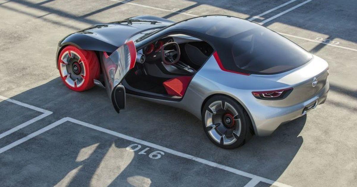 Opel GT Concept @ Opel