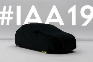 "Opel интригует тизером ""дерзкого"" электрокара"