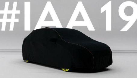 """Opel інтригує тизером """"зухвалого"""" електрокара"""