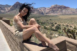 """""""Мне повезло"""": Екатерина Кухар рассказала, как за ней охотилась дикая рысь на отдыхе"""