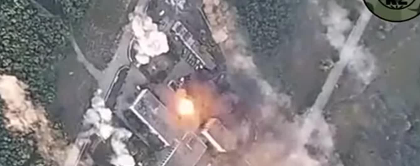 """Волонтер показал видео """"самой быстрой и успешной"""" операции украинских военных на Донбассе"""