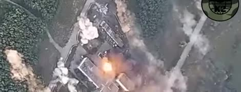 """Волонтер показав відео """"найшвидшої та найуспішнішої"""" операції українських військових на Донбасі"""