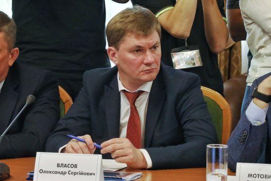Ексглаву ДФС Власова звільнили з посади глави Одеської митниці