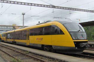 Чешский перевозчик планирует запустить ночной поезд из Украины в Прагу
