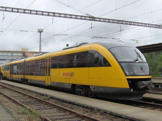 Чеський перевізник планує запустити нічний потяг з України до Праги