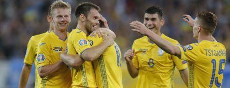 Тренировка для болельщиков, Вильнюс и Днепр. Стал известен график сборной Украины на матч отбора Евро-2020