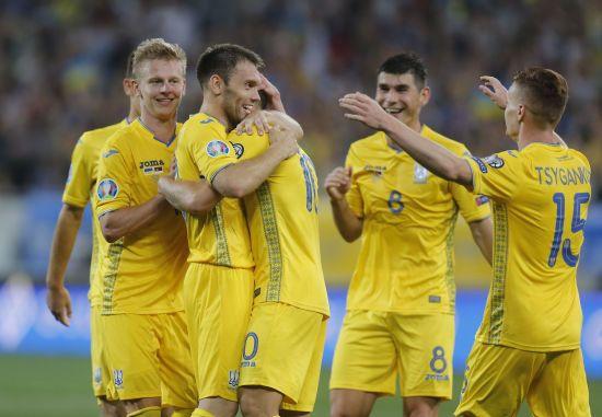 Тренування для вболівальників, Вільнюс та Дніпро. Став відомий графік збірної України на матч відбору Євро-2020
