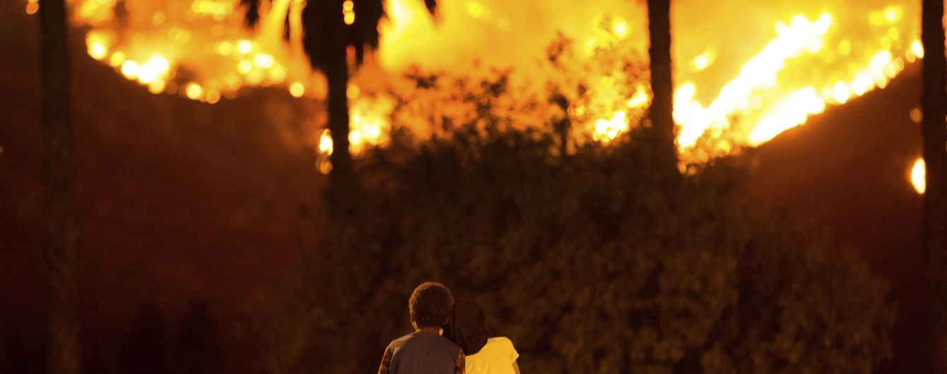 Чрезвычайную пожарную опасность объявили в Украине