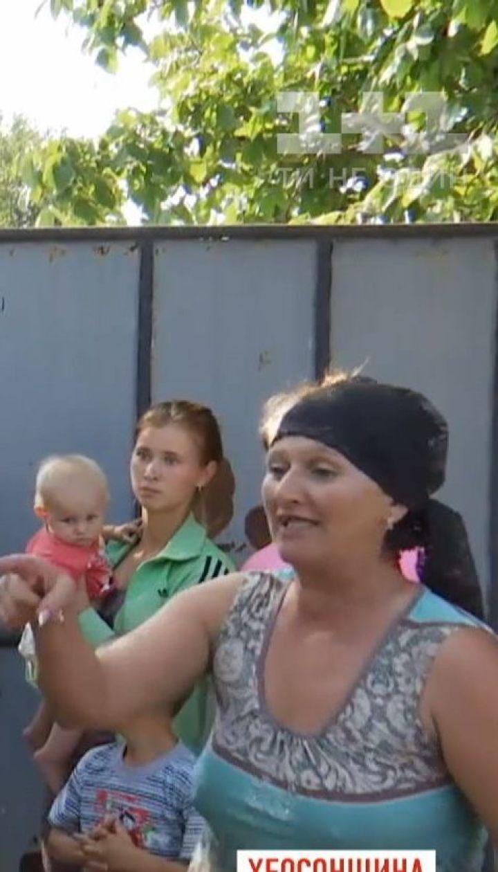 Из-за соседских войн в селе возникла массовая драка, погиб отец 8 детей