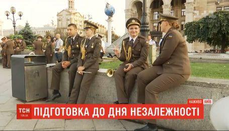 Центр Києва закрили для машин через генеральну репетицію Ходу Гідності