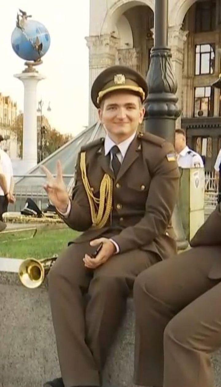 Центр Киева закрыли для машин из-за генеральной репетиции Шествия Достоинства