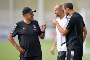 """Тренер """"Ювентуса"""" пропустить старт чемпіонату Італії через пневмонію"""