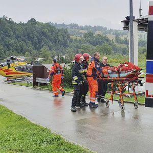 Кількість загиблих внаслідок шторму у Татрах зросла до п'яти, постраждалих – до 89