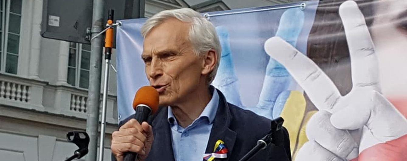 Новым бизнес-омбудсменом Украины станет бывший мэр Варшавы