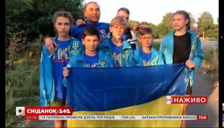 Юні каратисти з Луганщини таки поїдуть на Чемпіонат світу в Ірландію