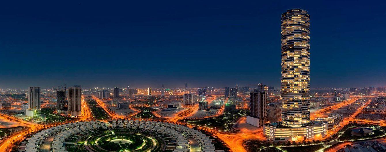 У Дубаї відкриють новий готель зі 269 басейнами