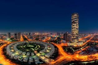 В Дубае откроют новый отель с269 бассейнами