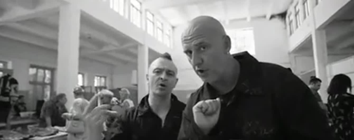 MOZGI в школе-интернате и на одесском рынке сняли клип на первый украиноязычный трек
