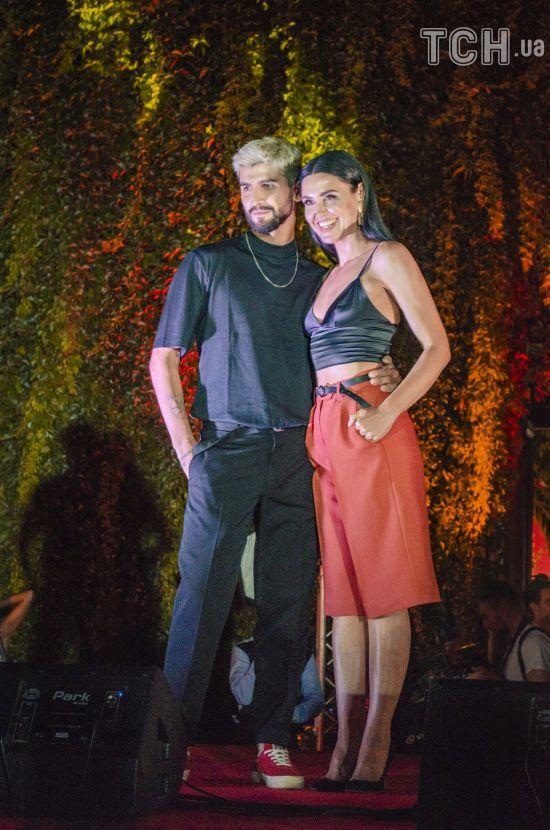 """""""Танці з зірками"""": у Мережі з'явилося відео репетиції Людмили Барбір з її партнером"""