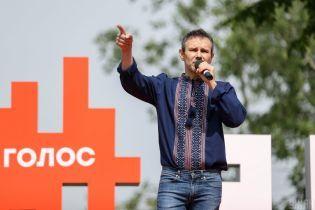 """У Вакарчука заявили, что """"Голосу"""" не предлагали руководящих должностей"""