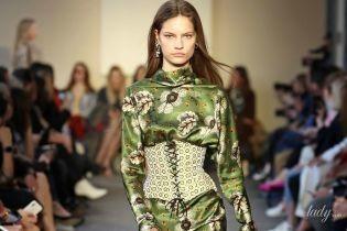 Всем надеть корсет: мода сезона осень-зима 2019-2020