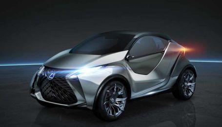 Lexus выпустит компактный электрокар