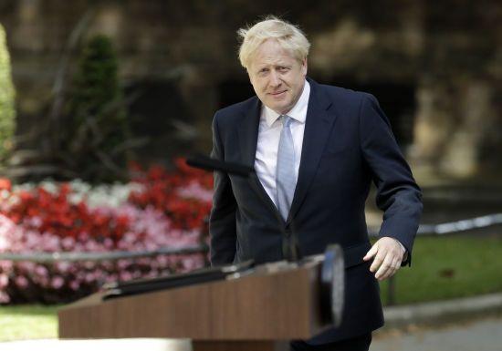 """""""Слава Україні!"""": Британські політики на чолі з прем'єром Джонсоном привітали Україну з Днем Незалежності"""