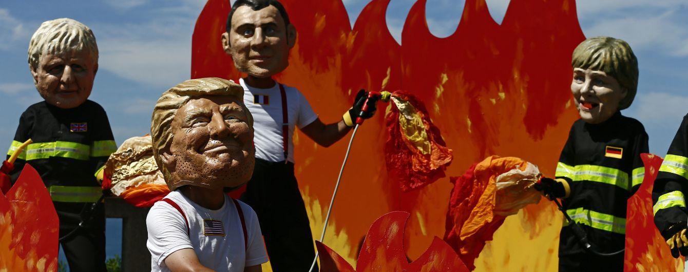 """Амазонские леса в огне. Мировые лидеры бьют тревогу – президент Бразилии говорит """"не вмешиваться"""""""