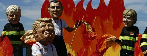 """Амазонські ліси в огні. Світові лідери б'ють на сполох – президент Бразилії каже """"не втручатися"""""""