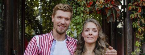 У сукні з високим розрізом: Олена Шоптенко у кокетливому вбранні продемонструвала стрункі ноги